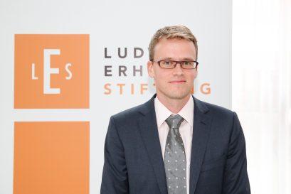 Förderpreisträger Prof. Dr. Philipp Bagus