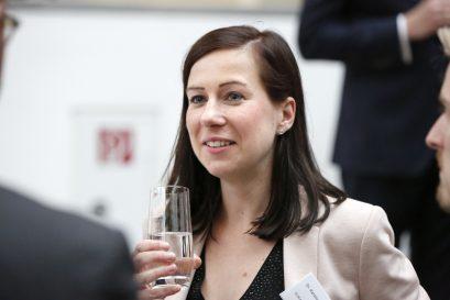 Dr. Karolin Herrmann, Geschäftsführerin des Vereins für Socialpolitik