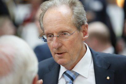 Prof. Dr. Wolfgang Schuster, Vorsitzender Deutsche Telekom Stiftung und Mitglied der Ludwig-Erhard-Stiftung