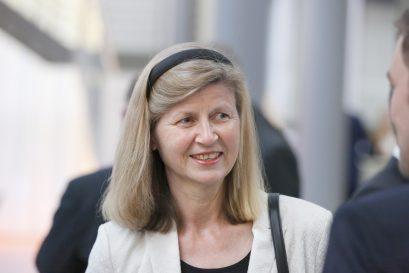 Dr. Dorothea Siems, Mitglied der Jury des Ludwig-Erhard-Preises für Wirtschaftspublizistik