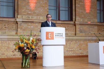 Preisträger Gerhard Schröder, Bundeskanzler a.D.