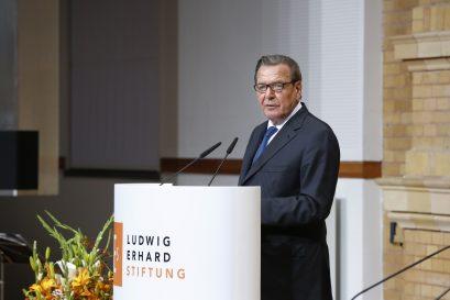 Preisträger Gerhard Schröder, Bundeskanzler a. D.