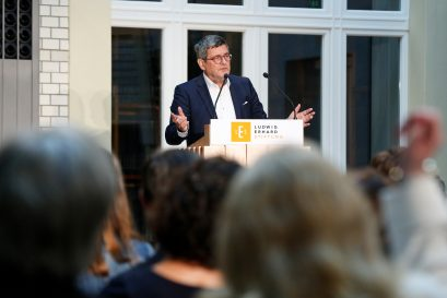 Roland Tichy, Vorsitzender der Ludwig-Erhard-Stiftung