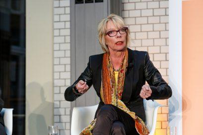 Prof. Dr. Ulrike Ackermann, Direktorin des John Stuart Mill Instituts für Freiheitsforschung