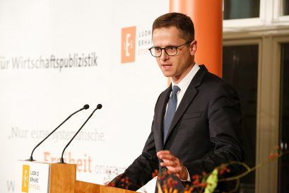 Dr. Carsten Linnemann MdB, Mitglied der Ludwig-Erhard-Stiftung