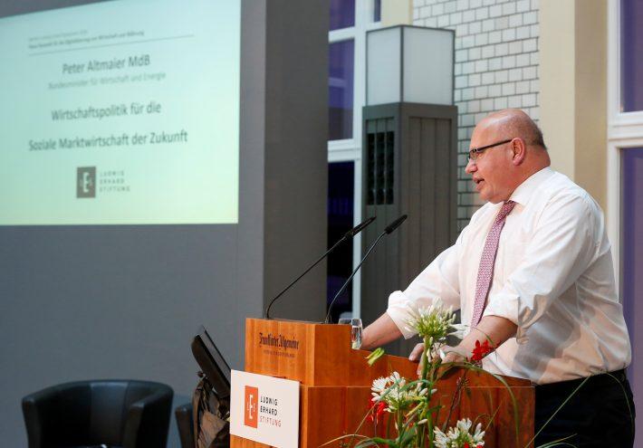 Wirtschaftspolitik für die Soziale Marktwirtschaft der Zukunft