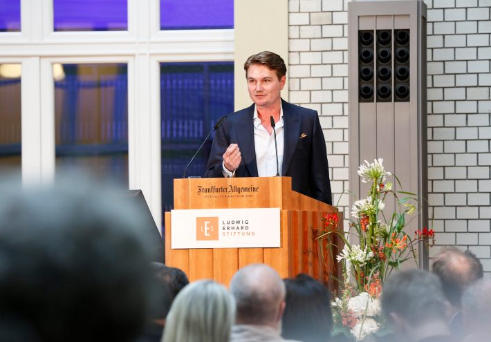 Unternehmerische Perspektiven – Rede von Thomas Falk