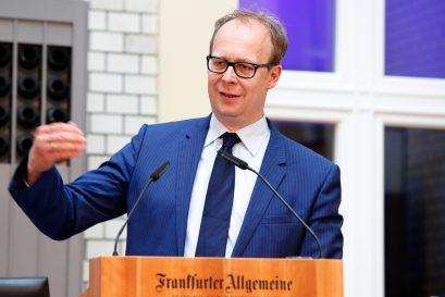 Prof. Dr. Justus Haucap, Direktor Düsseldorf Institute for Competition Economics (DICE)