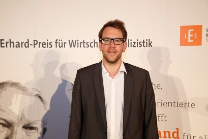 Förderpreisträger Daniel Sprenger, freier Journalist