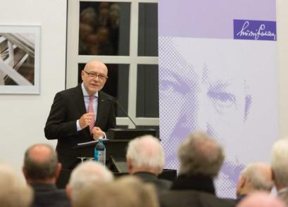 """Professor Di Fabio sprach zum Thema """"Droht die gelenkte Marktwirtschaft'?"""""""