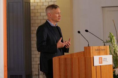 Preisträger Dr. Ulf Poschardt, Chefredakteur WeltN24