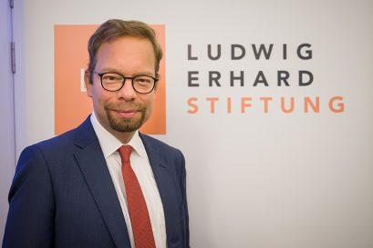 Förderpreisträger Marius Kleinheyer, Research Analyst beim Flossbach von Storch Research Institute