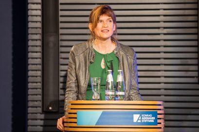 Nicola Brandt, Leiterin des OECD Berlin Centre