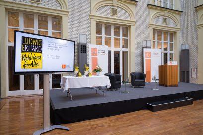 Buchvorstellung im F.A.Z. Atrium Berlin