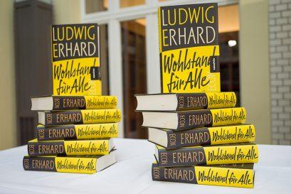 """Neuauflage des Klassikers von Ludwig Erhard """"Wohlstand für Alle"""""""