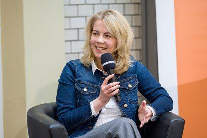 Linda Teuteberg MdB, Mitglied der Ludwig-Erhard-Stiftung