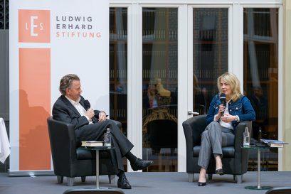 Daniel Goffart und Linda Teuteberg