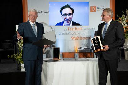 Roland Koch, Dan McCrum, Frank Schäffler