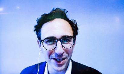 Dan McCrum, Journalist der Financial Times und Preisträger 2020