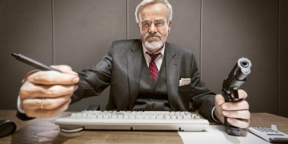 """Der """"böse"""" Unternehmer? – Ein falsches Bild"""