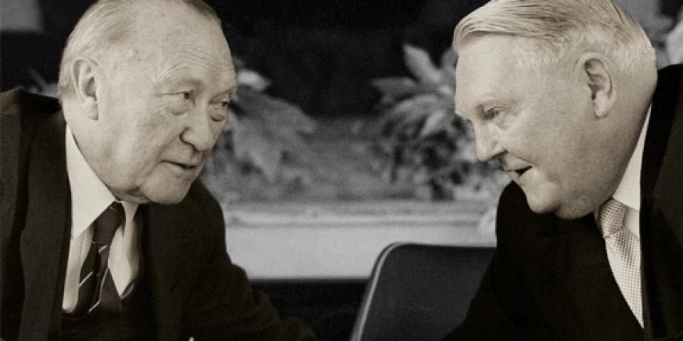 Adenauer, Erhard und der Markt