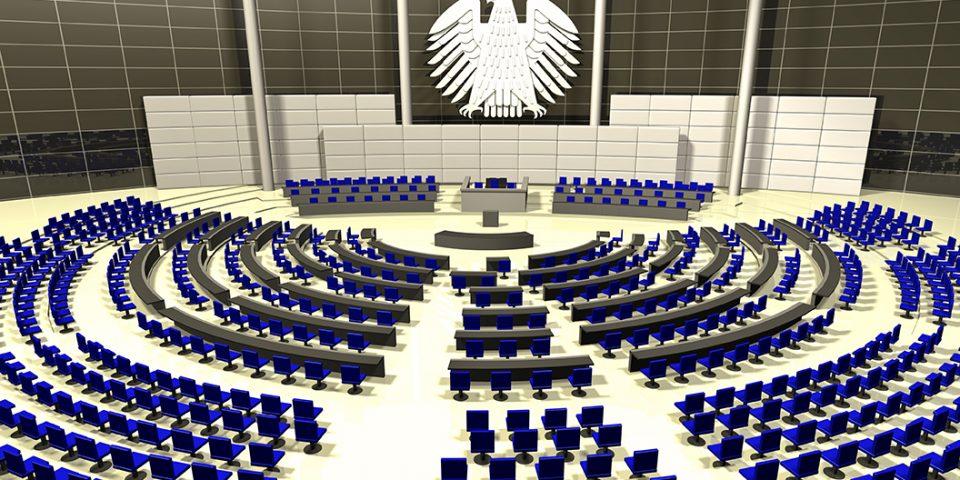 Mit Mut in den Deutschen Bundestag