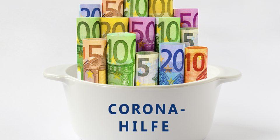 Corona-Hilfen: Nur sinnvoll in einem marktwirtschaftlichen Ordnungsrahmen