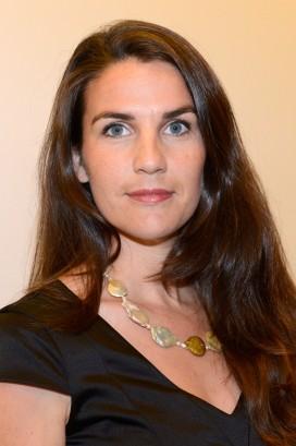 Förderpreisträgerin Andrea Rexer