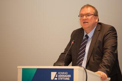 Dr. Wolfgang Tischner, Konrad-Adenauer-Stiftung