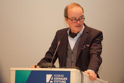 Prof. Dr. Michael Wohlgemuth, Stiftung für Ordnungspolitik und Staatsrecht
