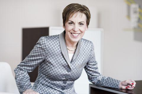 Prof. Dr. Theresia Theurl, Mitglied der Ludwig-Erhard-Stiftung und Mitglied im Wissenschaftlichen Beirat der Ludwig-Erhard-Stiftung
