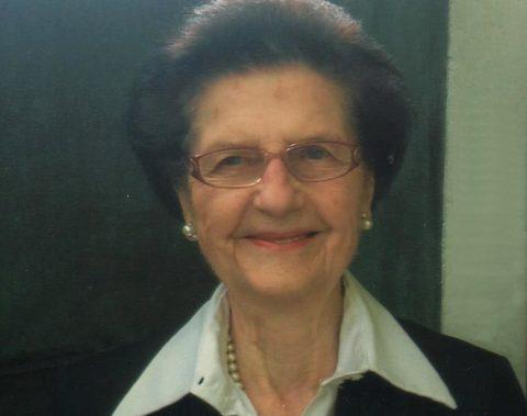Luise Gräfin v. Schlippenbach war von 1948 bis 1950 Pressereferentin in der PR-Abteilung Ludwig Erhards.