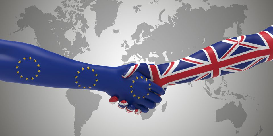 Großbritannien gehört zu Europa