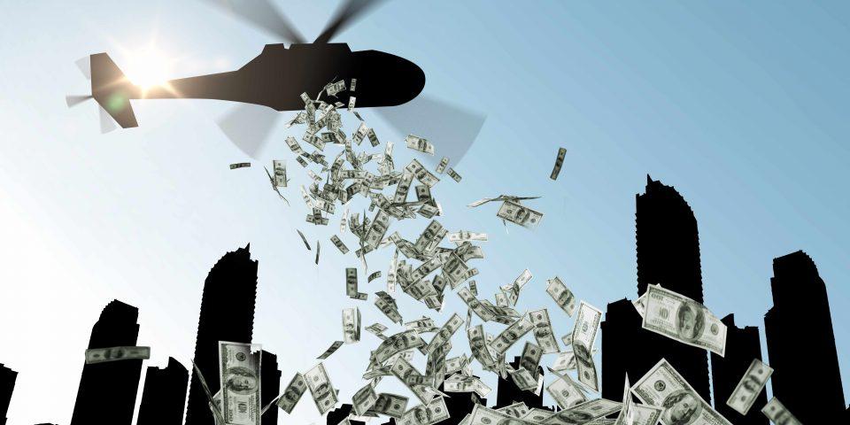 Helikoptergeld: Fortsetzung der Geldschwemme durch Rückgriff auf Milton Friedman?