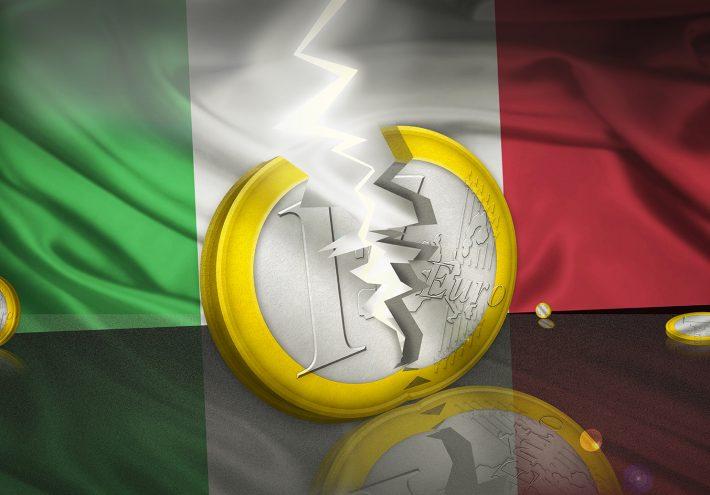 Der Fortbestand der Europäischen Währungsunion hängt von Italien ab