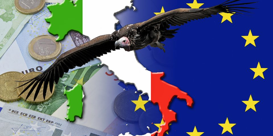 Euro-Krise? Darüber entscheiden italienische Anleger