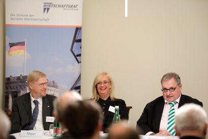 Prof. Dr. Thomas Mayer, Claudia Dörr-Voß, Wolfgang Steiger