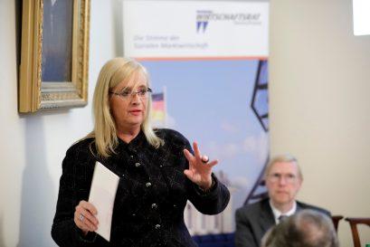 Claudia Dörr-Voß, Staatssekretärin im Bundesministerium für Wirtschaft und Energie