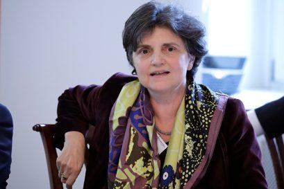 Barbara Kauffmann, Direktorin der Generaldirektion für Beschäftigung und Soziales der EU-Kommission, schildert die Fachkräfteproblematik aus europäischer Sicht.