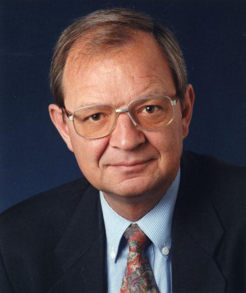 Klaus Bünger, Staatssekretär a.D., Mitglied der Ludwig-Erhard-Stiftung