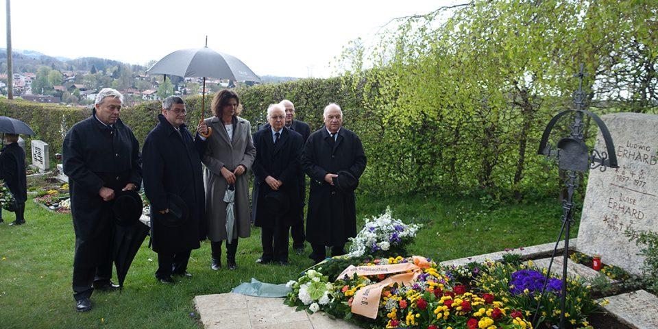Zum 40. Todestag von Ludwig Erhard