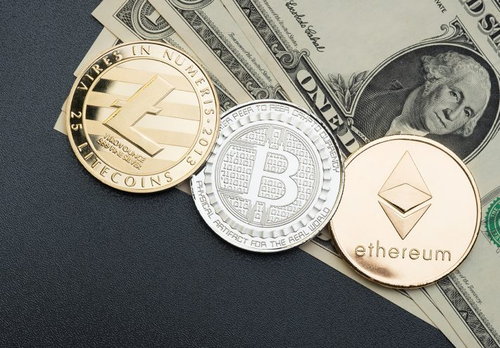 Verdrängt Kryptogeld die traditionellen Währungen?