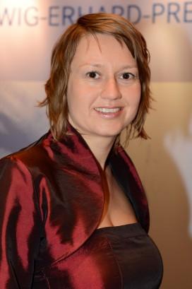 Förderpreisträgerin Annina Reimann