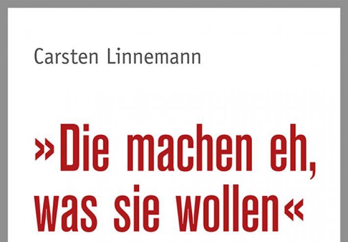 """""""Die machen eh, was sie wollen"""" – Ein Buch von Carsten Linnemann"""