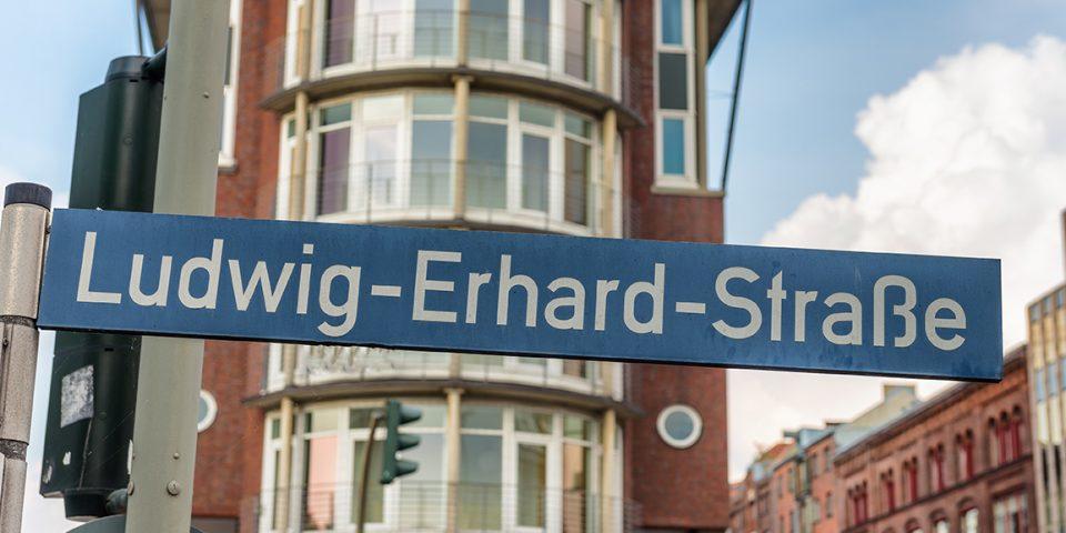Ludwig Erhard war kein Nazi