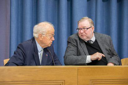 Dr. Herbert B. Schmidt, Dr. Mart Laar