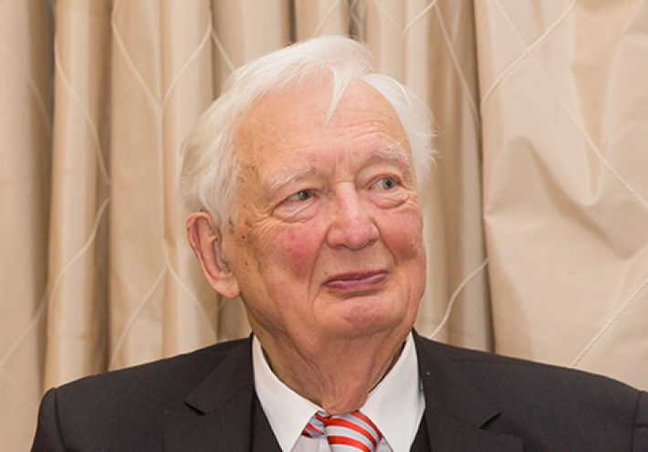 Christian Watrin (* 29. Juli 1930, † 1. Dezember 2020)