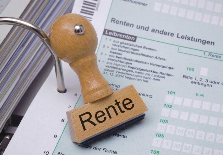 Anforderungen an ein Rentenkonzept in Zeiten niedriger Zinsen