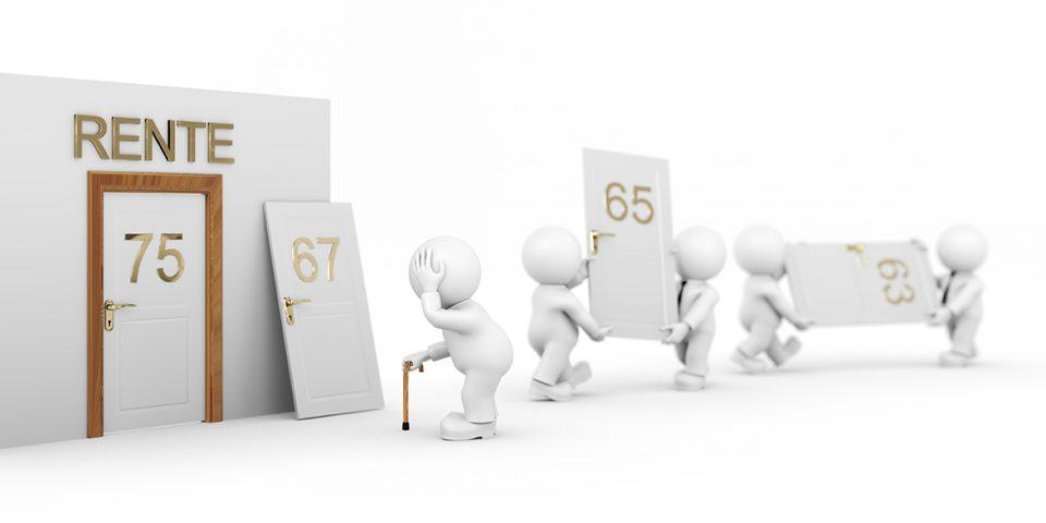 Eiertanz um das Renteneintrittsalter