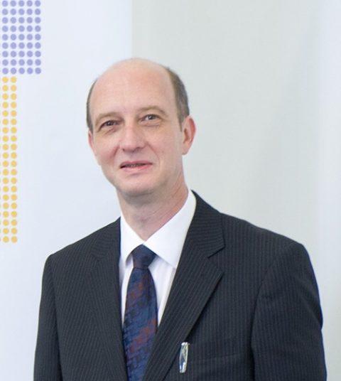Prof. Dr. Richard Reichel, Geschäftsführer des Forschungsinstituts für Genossenschaftswesen an der Universität Erlangen-Nürnberg